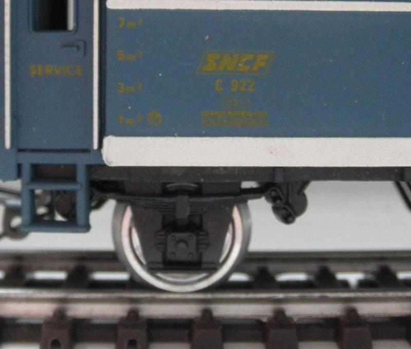 Jouef , Heizwagen der SNCF 7686920noq