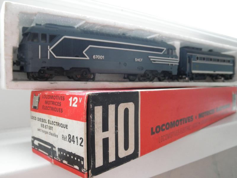 Jouef , Heizwagen der SNCF 7686922vhb