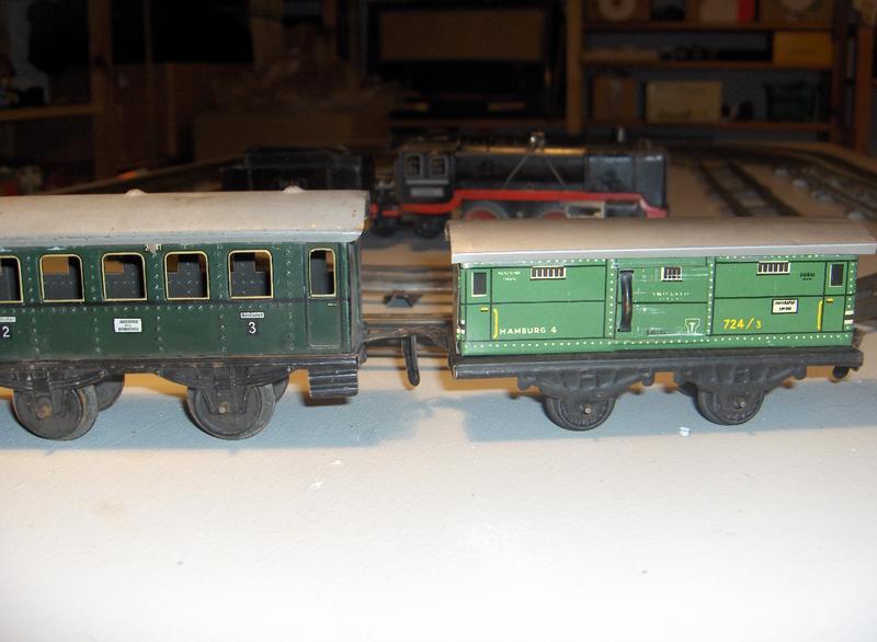 Größenvergleich Spur 0 mit Spur S 7706055kam