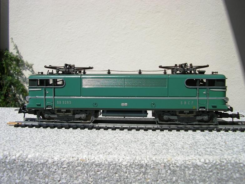 SNCF BB 9283 grün 7820886vlo
