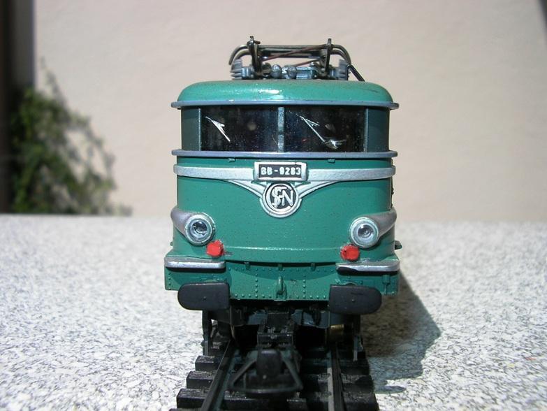 SNCF BB 9283 grün 7820887qtj