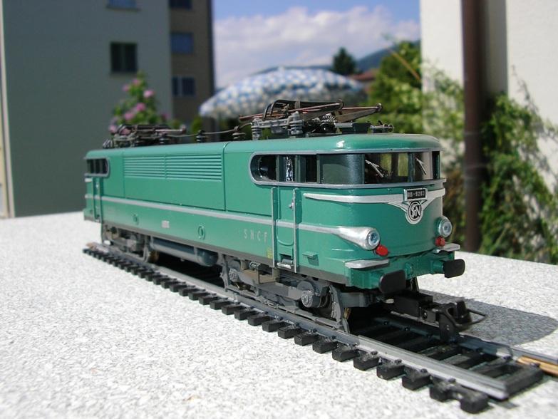 SNCF BB 9283 grün 7820888ajn