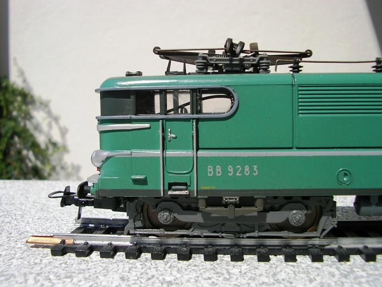 SNCF BB 9283 grün 7820889can