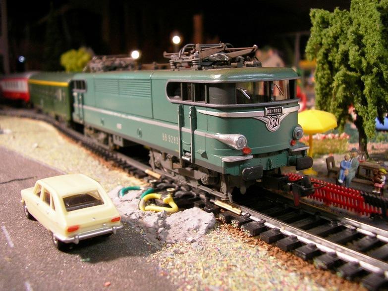 SNCF BB 9283 grün 7820896wyf