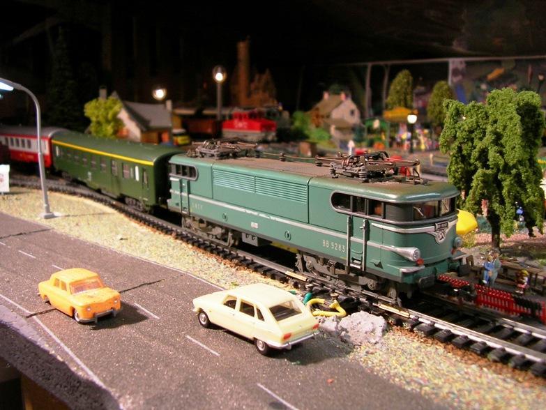 SNCF BB 9283 grün 7820897nap