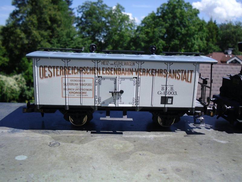ETS - Schätze in Blech für Spur 0 7859014rtk