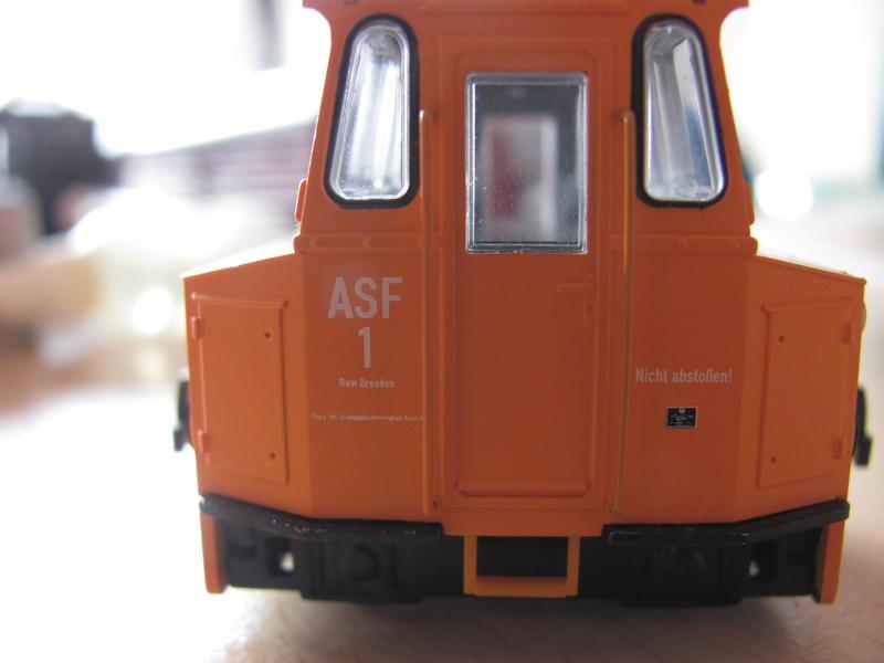 Rivarossi: ASF 1 des RAW Dresden 8330803isy