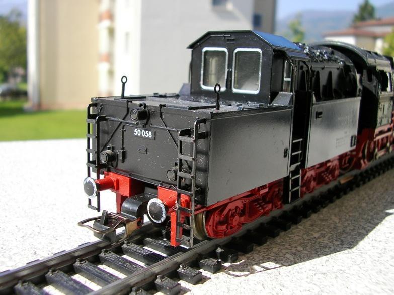 DB BR 50 mit Kabinentender, Artikel 4175 8368949tzx