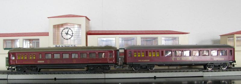 Alte Schürzenwagen im Vergleich 8488309orc