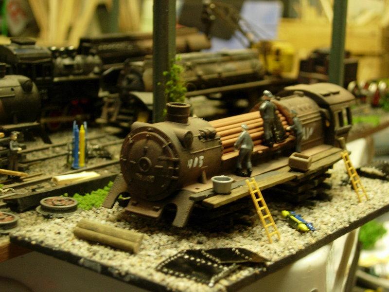 Reparaturwerk HO 8560743rrs