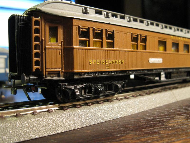 Schnellzugwagen der DDR Fa.Schicht 8698785fkx