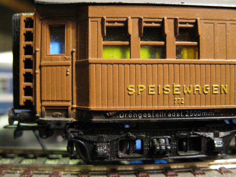 Schnellzugwagen der DDR Fa.Schicht 8698790fqq