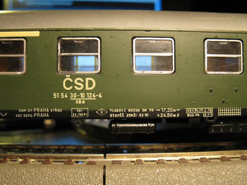 Schnellzugwagen der DDR Fa.Schicht 8698987vao