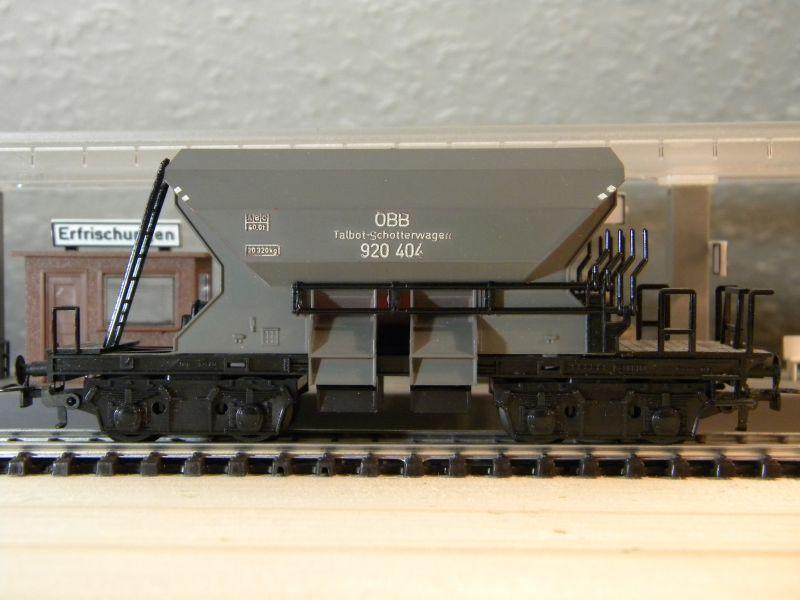 Kleinbahn 361 Schotterwagen ÖBB 8724759wuo