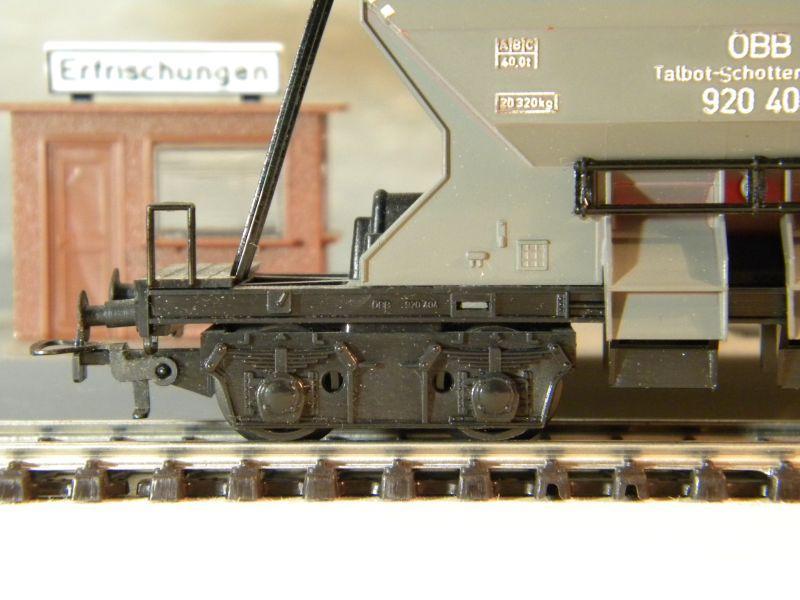 Kleinbahn 361 Schotterwagen ÖBB 8724761sks