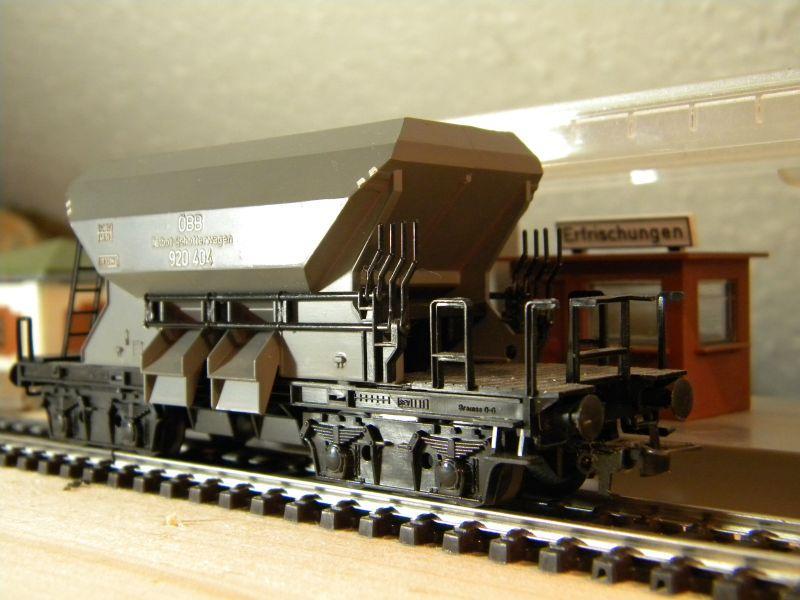 Kleinbahn 361 Schotterwagen ÖBB 8724764byu
