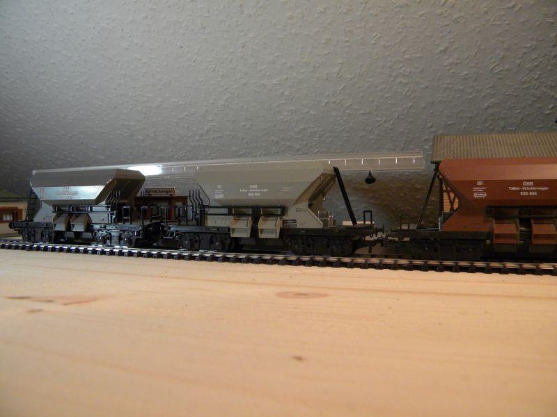 Kleinbahn 361 Schotterwagen ÖBB 8724769lfv