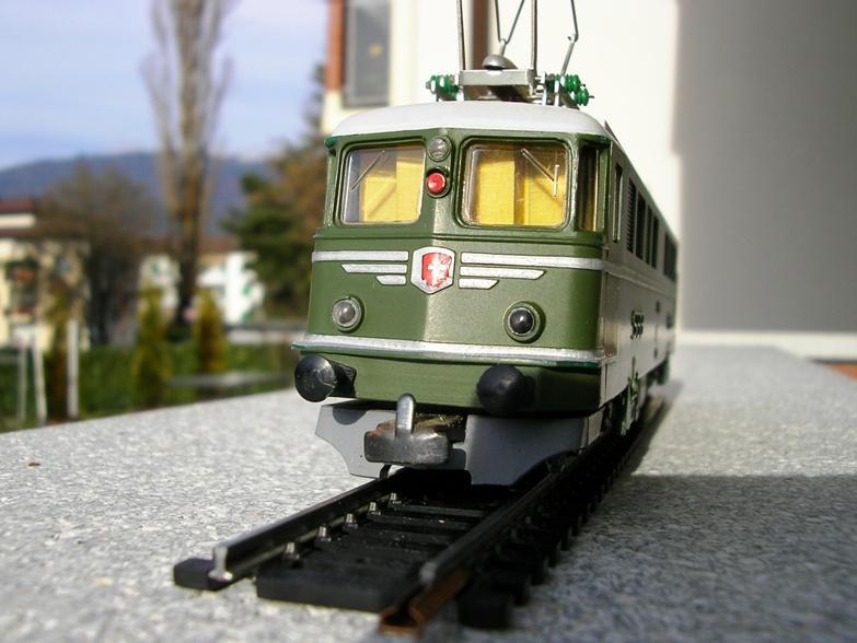 Kleinbahn Ae 6/6 11404 SBB 8855642avo