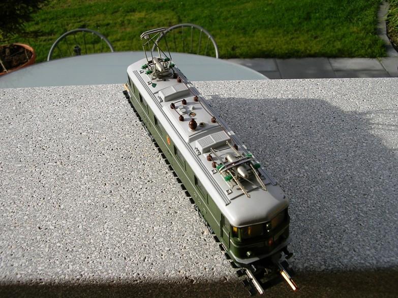 Kleinbahn Ae 6/6 11404 SBB 8855645wfj
