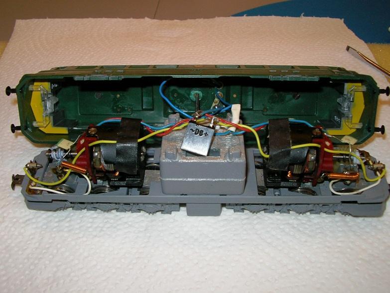 Kleinbahn Ae 6/6 11404 SBB 8855647srp