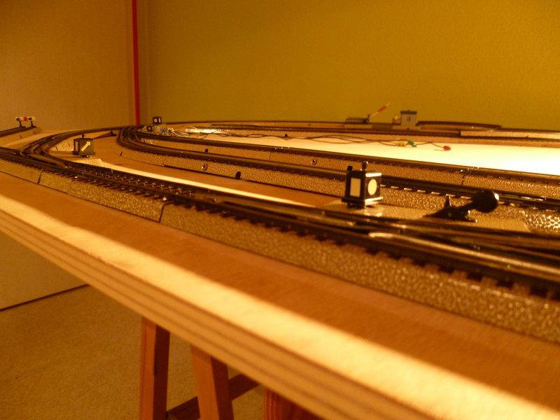 Märklin Nostalgieanlage im Bau 9124563vbg