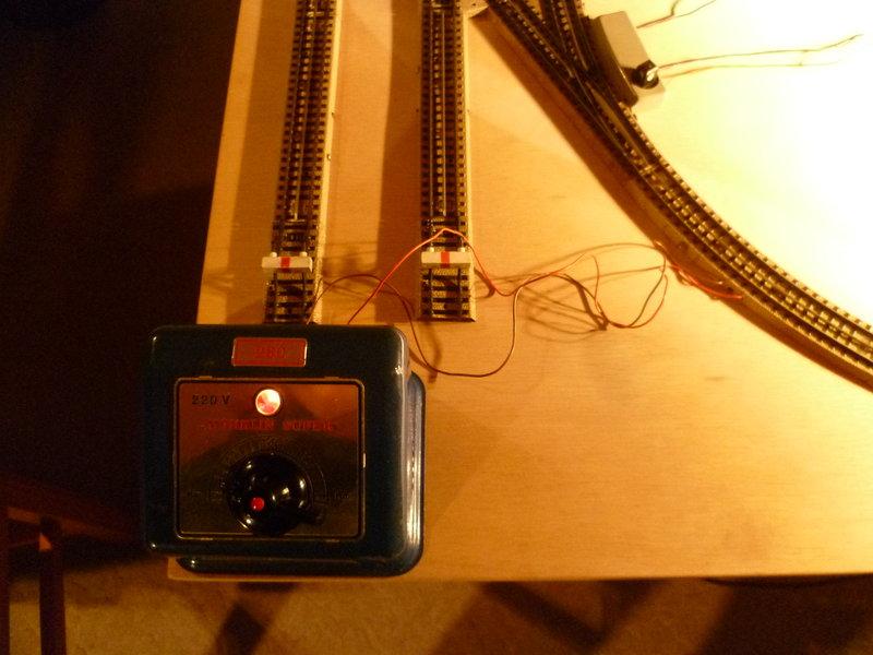 Märklin Nostalgieanlage im Bau 9124565tiv