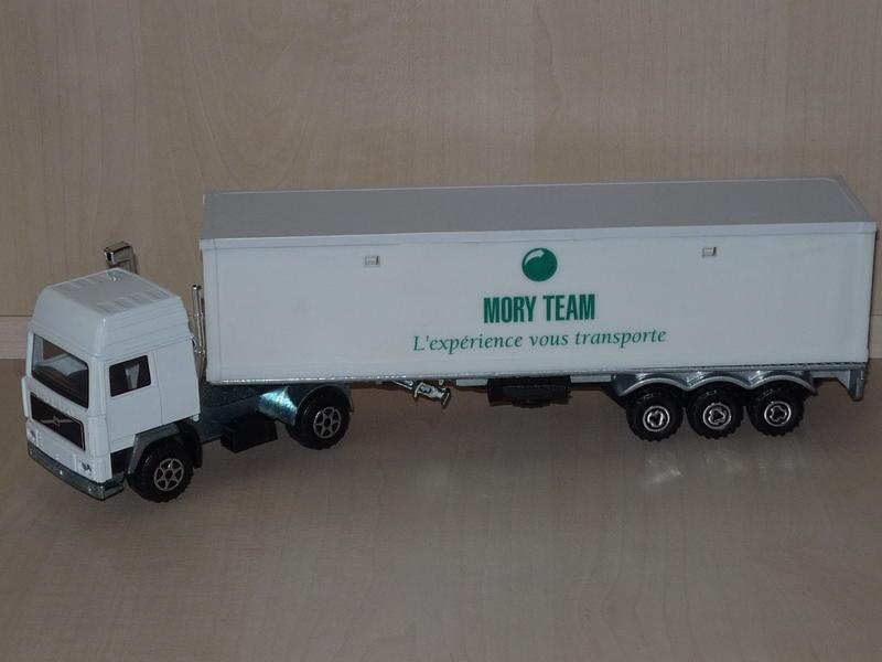 N°3055 Volvo Porte Container. 9192688pov