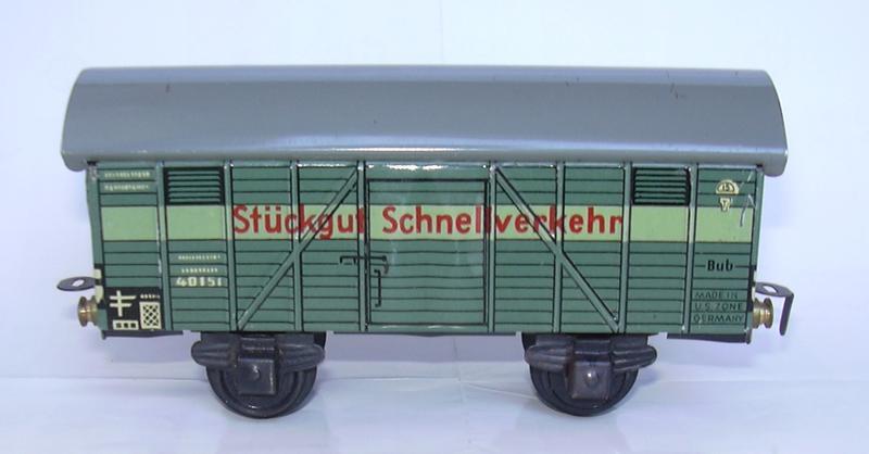 BUB Spur S  Stückgut Schnellverkehr 9466427jjd
