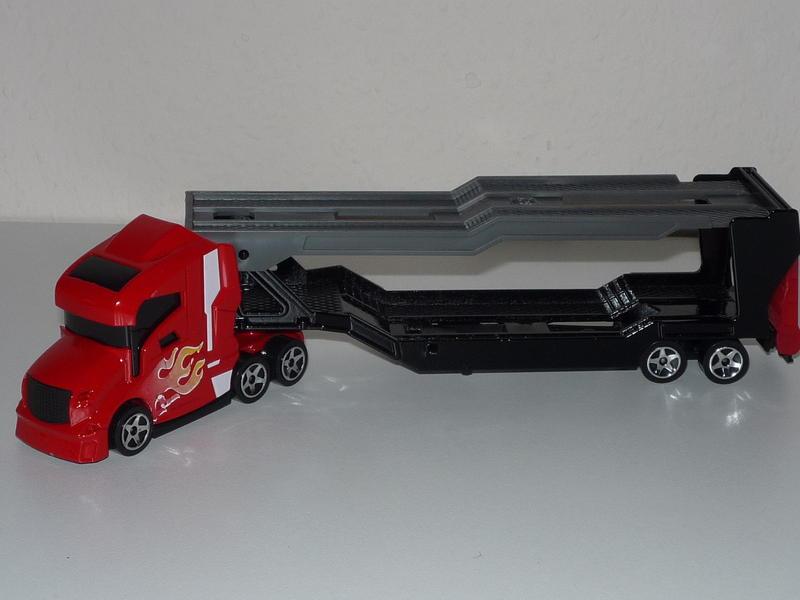 N°619B Future Truck Transport Autos 9582325bki