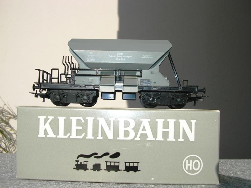 Kleinbahn 361 Schotterwagen ÖBB 9582917pfc