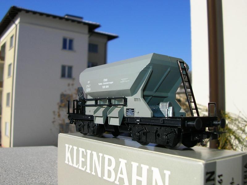 Kleinbahn 361 Schotterwagen ÖBB 9582918laz