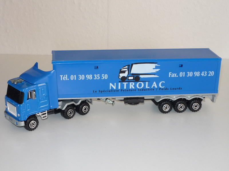 """N°3068 / 3055 GMC Astro95 1x40"""" Container 9911739gld"""