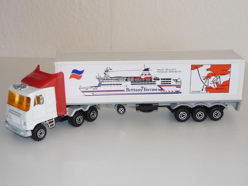 "N°3068 / 3055 GMC Astro95 1x40"" Container 9911740giu"