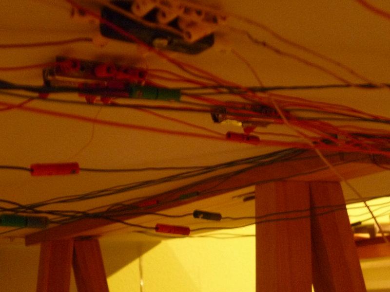 Märklin Nostalgieanlage im Bau 9966250rgz