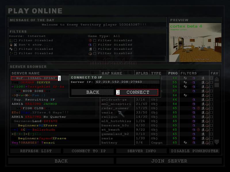 Wolfenstein - Enemy Territory Zmmnzqxjgluz