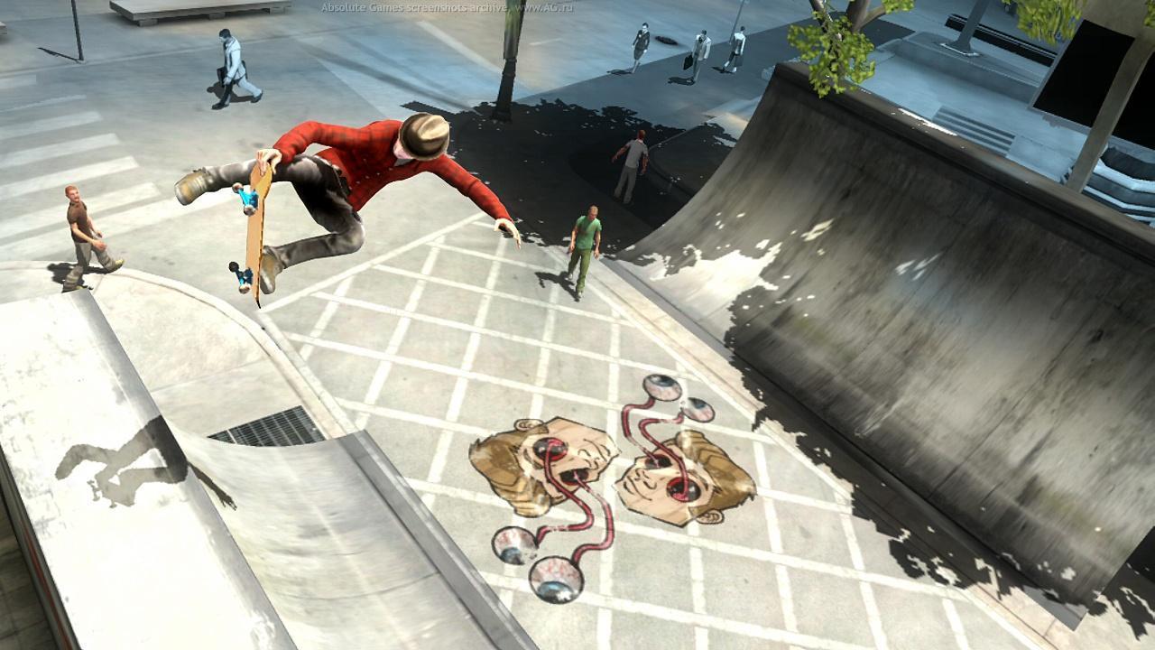 פרסום | Shaun White Skateboarding Hz5diyzonvjg