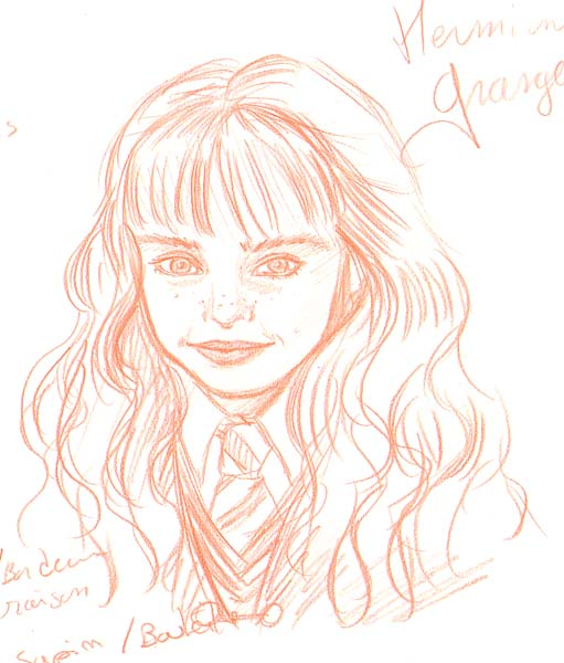 [cinema] Harry Potter - spoilers! - Page 2 Hermione