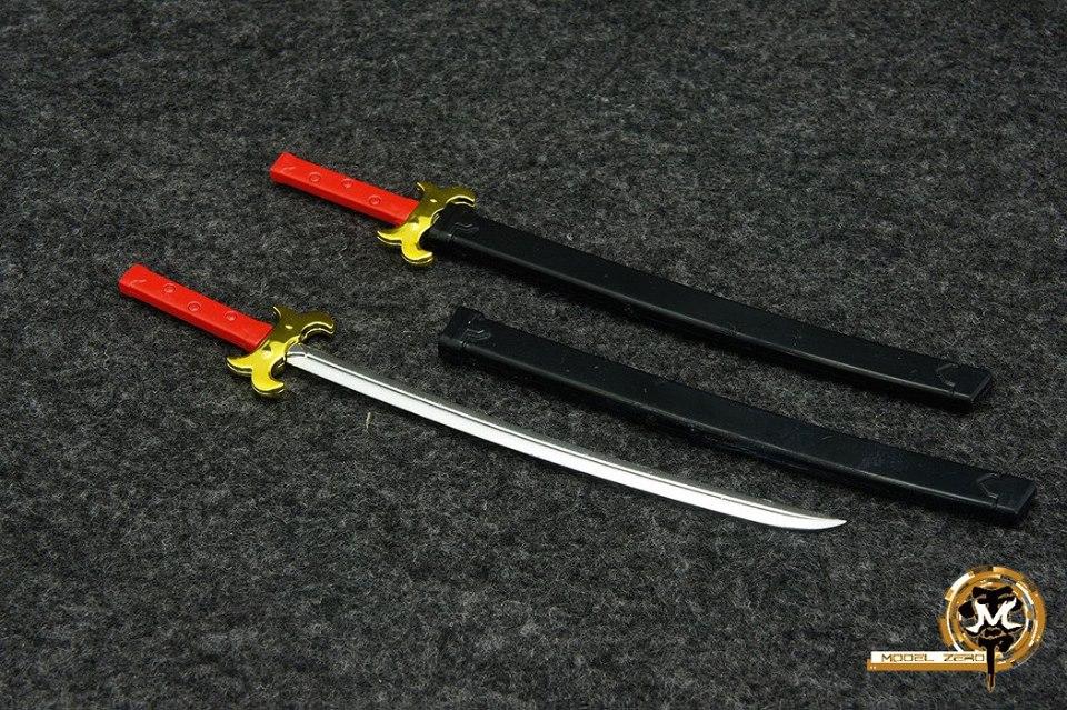 [ArmorFans / Metal Club] Samourai de l'Eternel (Yoroiden Samurai Trooper ) 6fa17