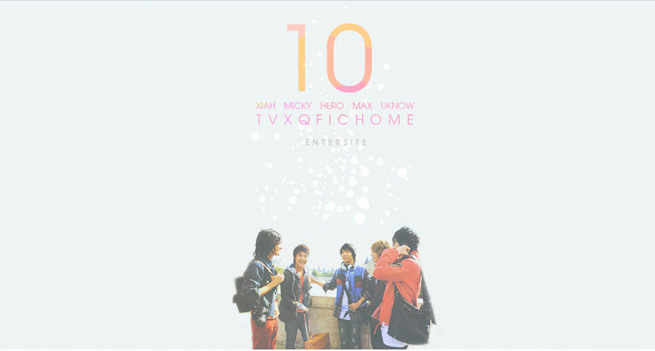 THEME BOARD 06. : TEN WITH T G0rrr