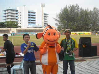 ภาพการแข่งขันนัดสตูล Division 2 Match Satun Utd 10/04/2553 Image00063