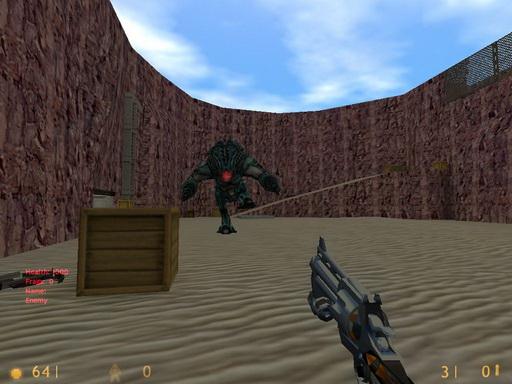 [PC] Half-Life 1 BOT+MOD [18+][FPS][MF] Hl2010030310584586