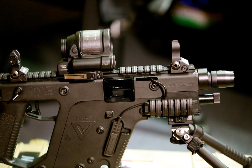 Kriss vector tactical  0img_0188
