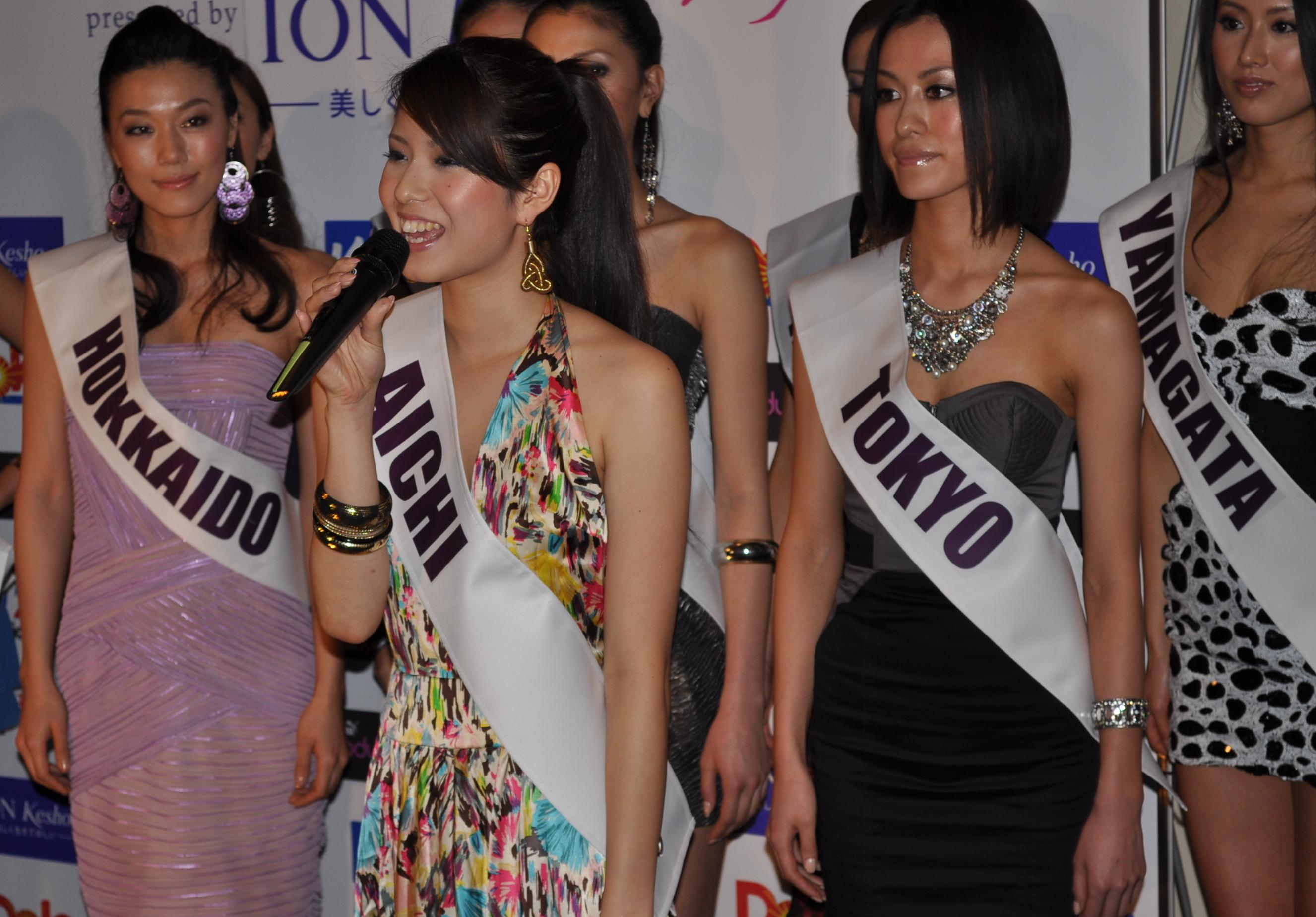 Road to Miss Universe Japan 2011 5590885433_593a636314_o