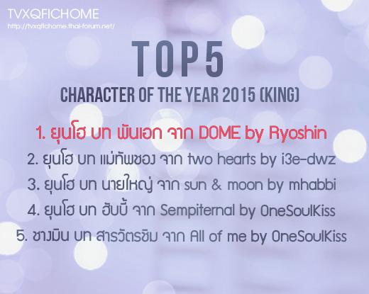 ประกาศผลละเอียด TVXQ!FICHOME AWARD 2015 และ BEST FICTION READER 2015 M0ki3