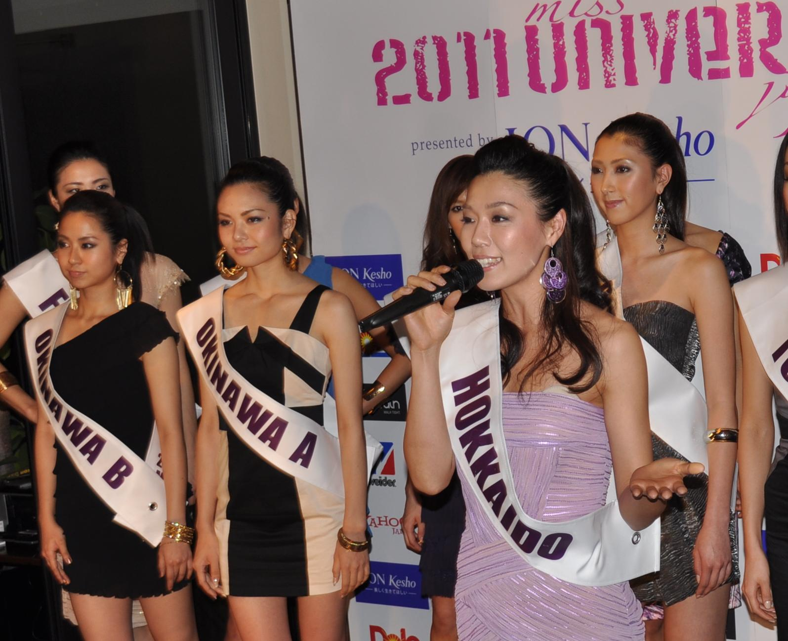 Road to Miss Universe Japan 2011 5590886271_069254b640_o