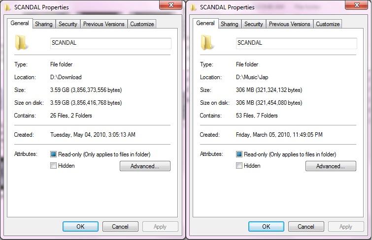 SCANDAL invading your hard disk =) - Page 4 Scandal