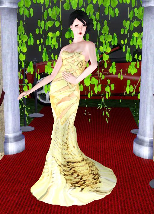 Fashion headline 1 : Special red carpet Screenshot-1326