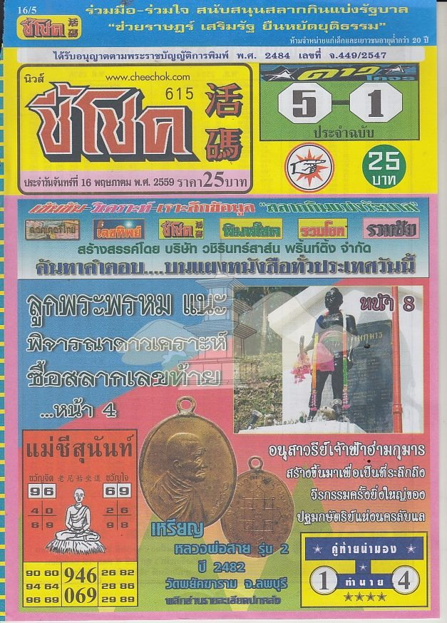 16/5/2016 Thai Lottery Tips - Page 4 13124522_1035074276541434_6458217177358522485_n