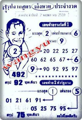 16/5/2016 Thai Lottery Tips - Page 12 13151867_10201661418733537_1340963446633388501_n