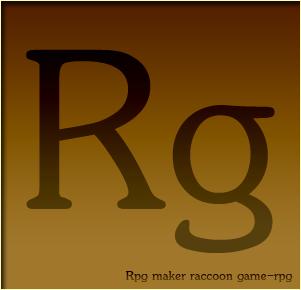 [ป้ายเครดิต] Raccoon Game-RPG แบบ 640x480 544x416 และแบบ ไม่มีพื้นหลัง Ulogo